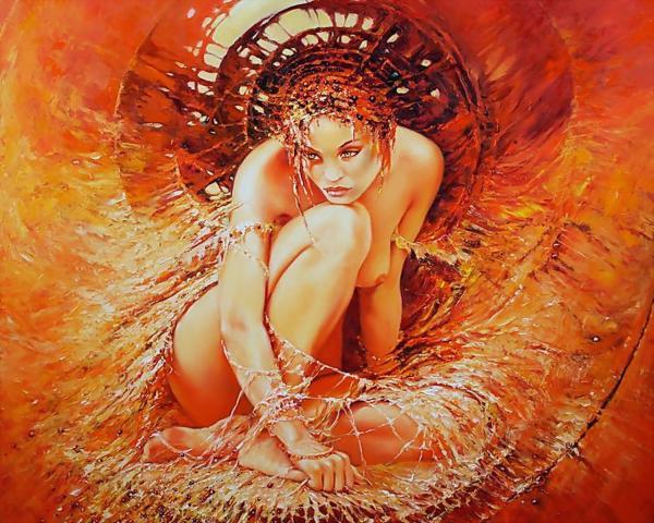 Hot Flame Fantasy Girl, Magic Beauties 2