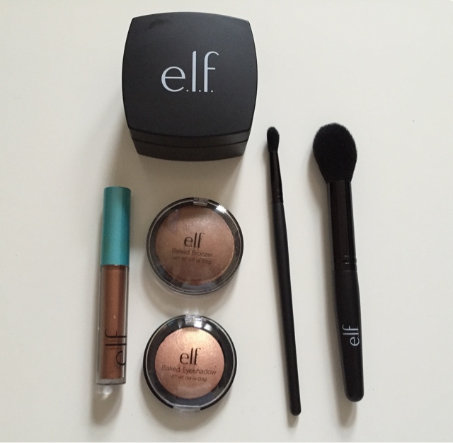 ELF haul - eyes lips face