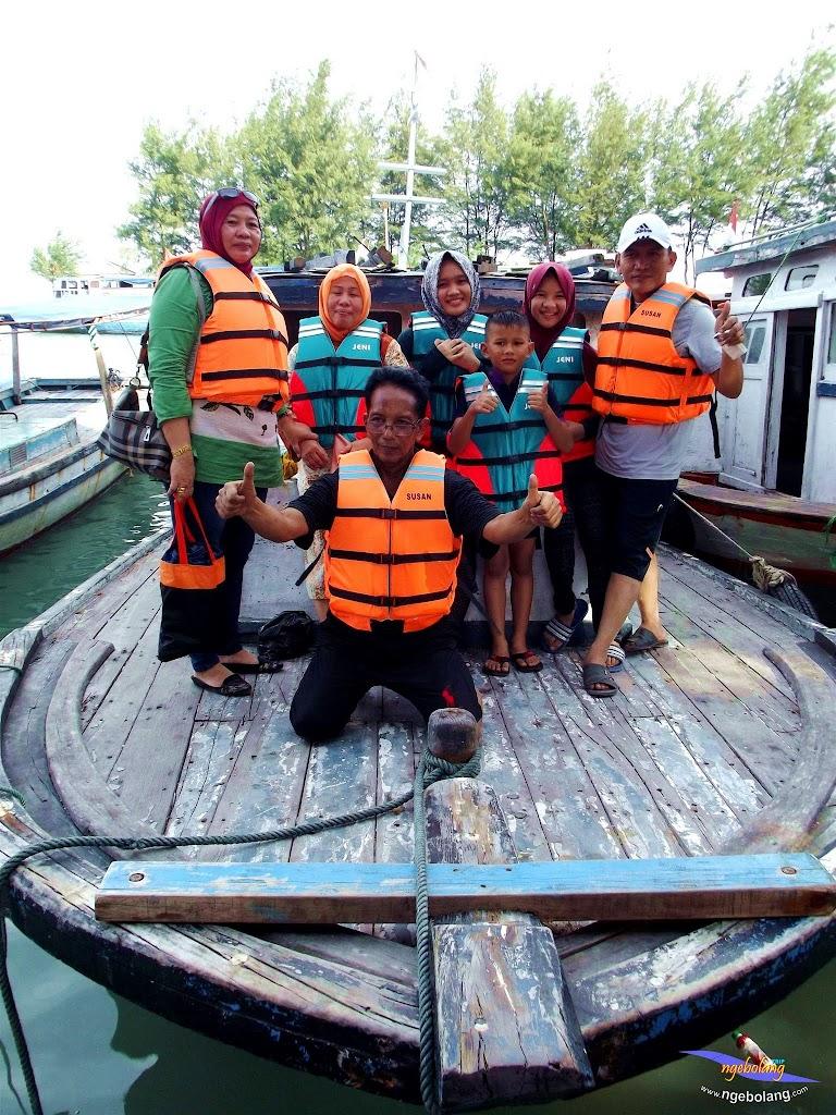 family trip pulau pari 090716 Fuji 102