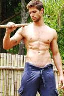 Random Hot Shirtless Muscle Hunks