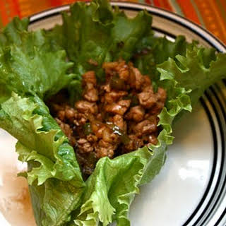 Vegetable Lettuce Wraps Chinese Recipes.
