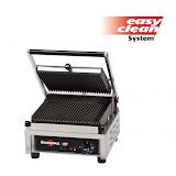 GECID3 Piastre panini contact grill con area cottura 26 x 23