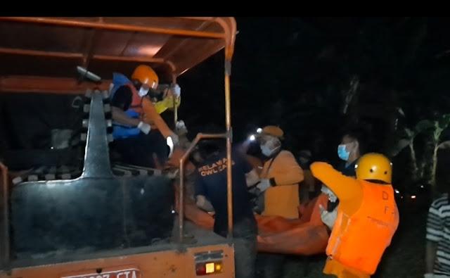 Korban Tenggelam Kali Bekasi Berhasil Ditemukan Dekat Pasar Babelan