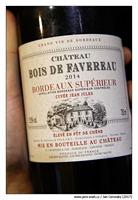 """Château-Bois-de-Favereau-Bordeaux-Supérieur-""""Cuvée-Jean-Jules""""-2014"""