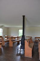 Dunker Church inside 1