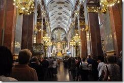 2 Częstochowa interieur de la basilique