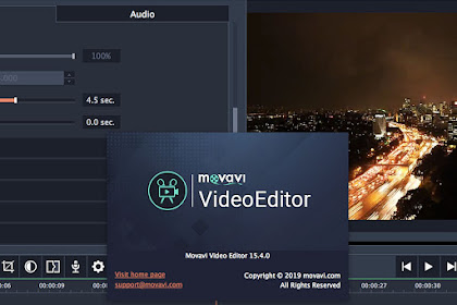 Video Edit Düzenleme Programı Movavi Video Maker Full Crack İndir - Yeni Youtuberlar Mükemmel Videolar Oluşturun