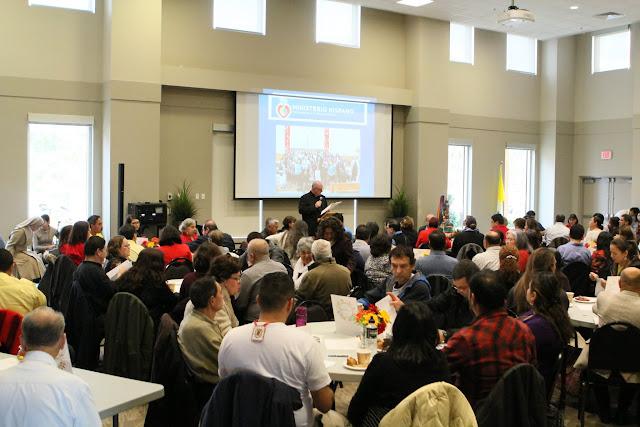 Reunión de la Pastoral Hispana en la Arquidiócesis de Vancouver - IMG_3771.JPG