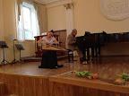 Концертная программа: Владимир БЕЛЯЕВ - фортепиано и Анастасия СТАРЧАК - гусли (Россия, Москва)