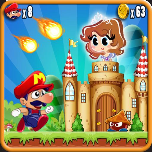 Super Smash Subway World 冒險 App LOGO-硬是要APP