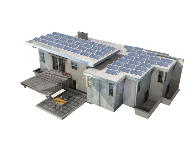 Retired Sketchup Blog Skelion A Solar Energy Design