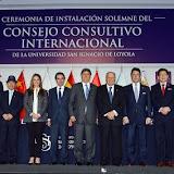Instalación del Consejo Consultivo Internacional de USIL