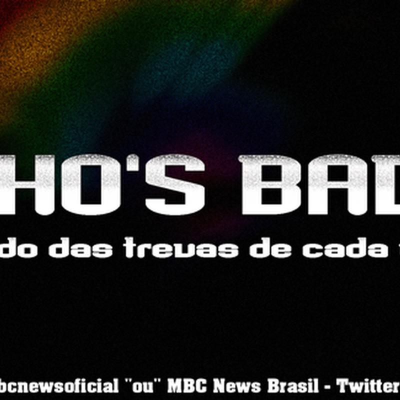 # BAD? : O lado das trevas dos brasileiros