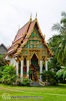Temple of Wat Klong Prao