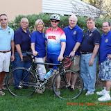 Horsham Rotary Bike-a-thon Sponsored by Days Inn Horsham at College Settlement on April 26, 2009