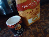 Baking Powder and Billington's Sugar