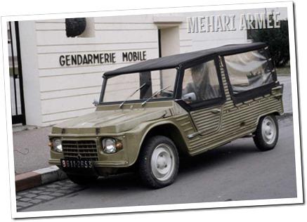Citroën Méhari Armée - autodimerda.it