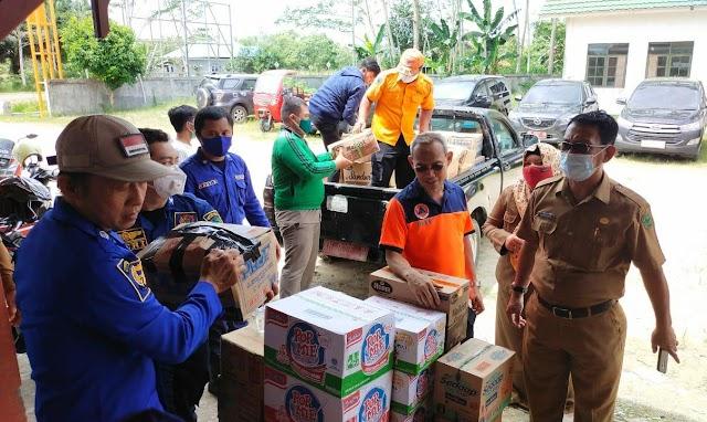 Peduli Bencana Kalsel, Pemkab Pulang Pisau Turunkan Tim Evakuasi