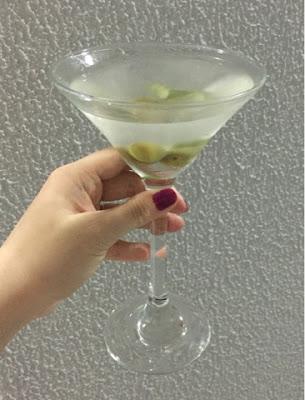 como fazer dry martini