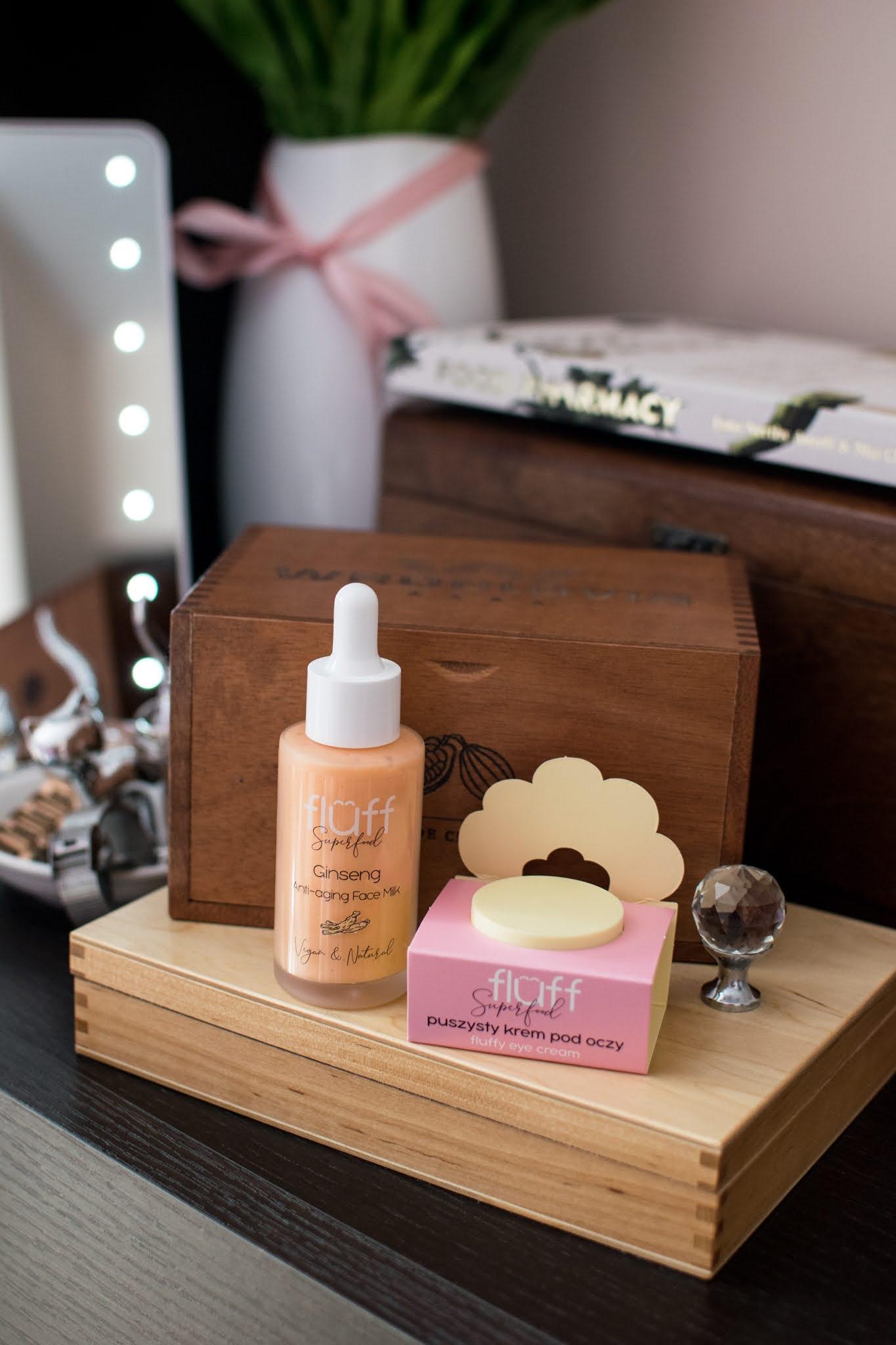 Nowości kosmetyczne | Zamówienie z Fluff i paczka od Meet Beauty