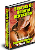 Secrets Of Natural Attraction Product
