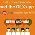 Recharge Loot Trick - Olx Refer and Earn 250 BookMyShow Vouchers