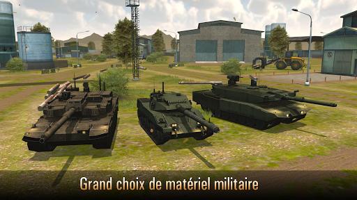Armada Tanks: Jeux de Guerre de Tank Gratuit  captures d'écran 2