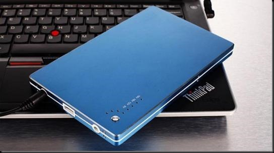 cara charger laptop dengan powerbank