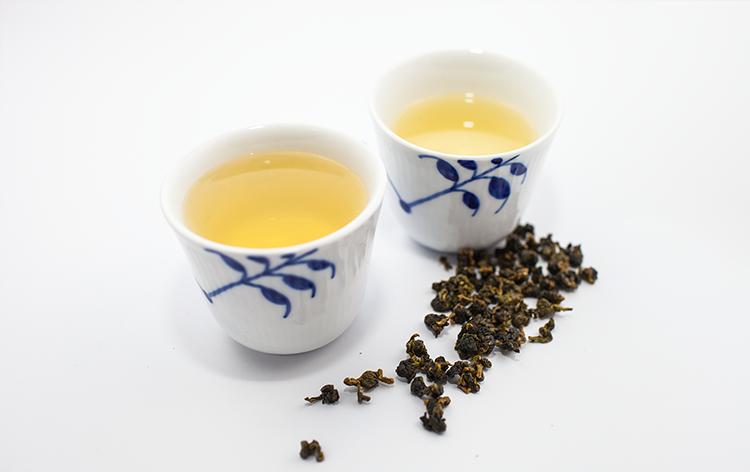 阿里山高山烏龍茶湯