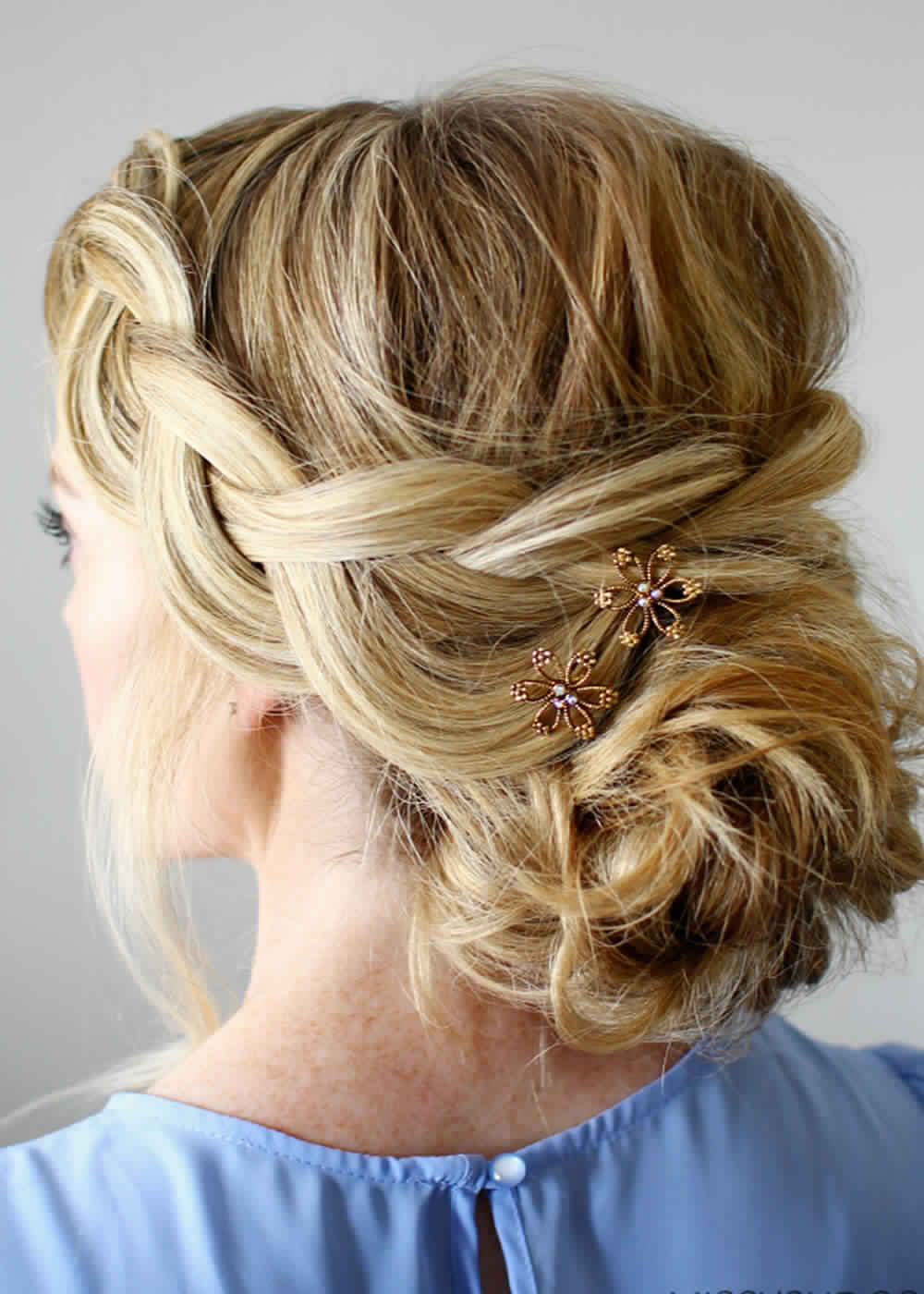 Special-soft braided hairstyles 2018-2019-Amaze your friends! 1