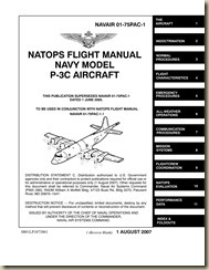 Lockheed P-3C Orion Flight Manual