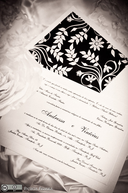 Foto de casamento 0257pb de Andressa e Vinicius. Marcações: 02/04/2011, Casamento Andressa e Vinicius, Convite, Convite de Casamento, Teresopolis.