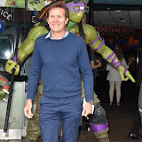 OIC - ENTSIMAGES.COM - Roger Black at the   Teenage Mutant Ninja Turtles Out Of The Shadows Gala Screening  Vue West End in London  29th May 2016 Photo Mobis Photos/OIC 0203 174 1069
