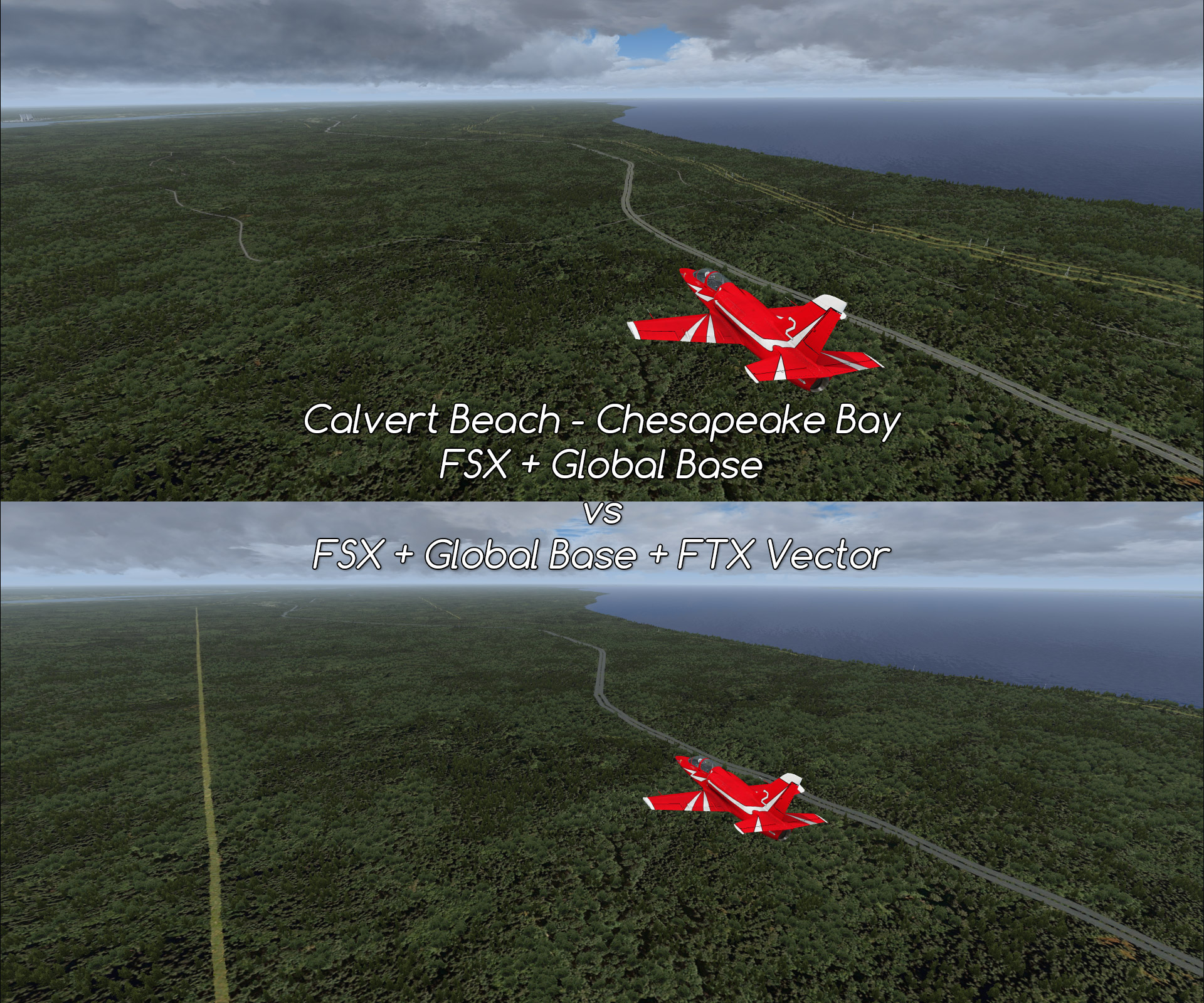 FTX Global Vector - ORBX - recenzja (5*)