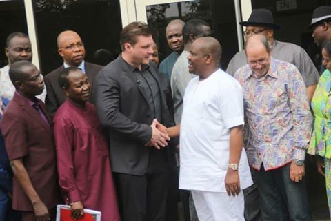 GOVERNOR WIKE BERATES APC FEDERAL GOVERNMENT OVER PRINCE CHARLES