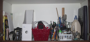 tidy cupboard