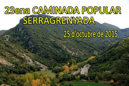 Caminada Popular Serragrenyada 2015