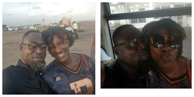 Photos: Countryman songo finally meet Ebony Reigns to fire her