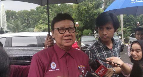 Ramai Prokontra Jabatan Wamenpan RB, Tjahjo Kumolo: Pembantu Presiden Jabatan Politis