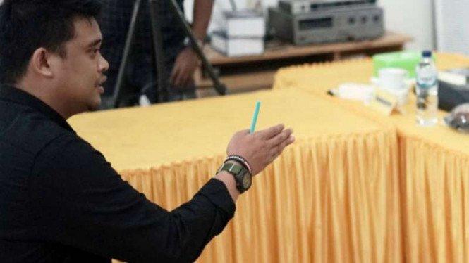 Kata Bobby Nasution Pasca Dua Wartawan Dicegah Paspampres