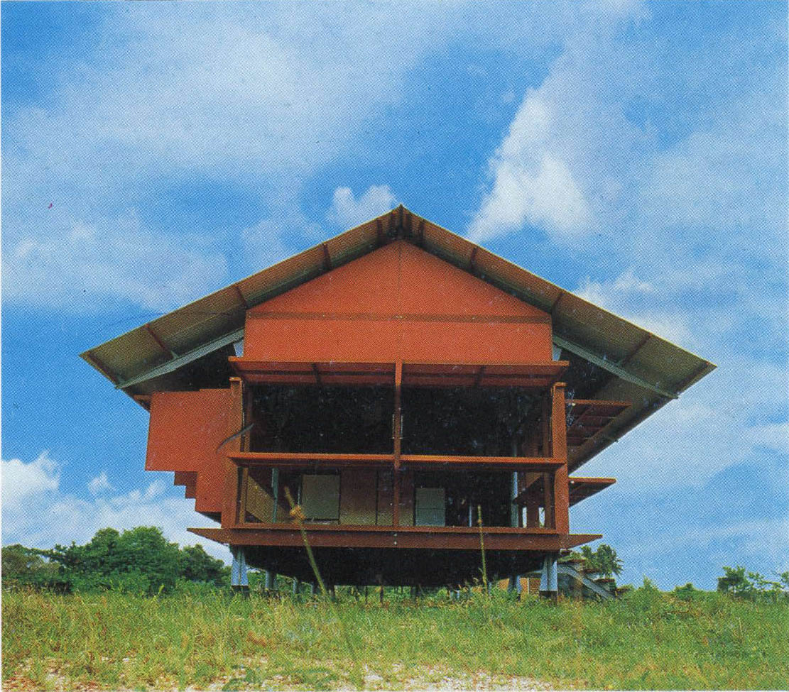 Glenn Murcutt Marika Alderton House Environmental Filter