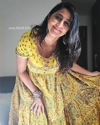 Malayalam actress Kaniha latest hot