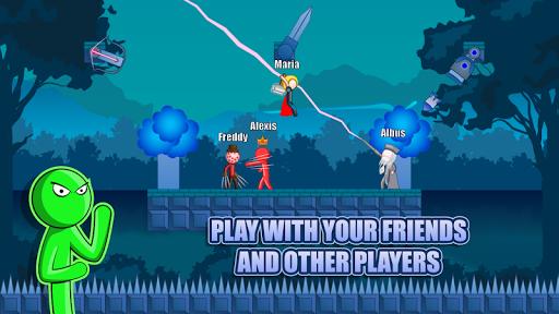 Stick Fight Online: Supreme Stickman Battle  screenshots 2