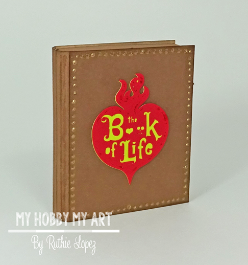 The Book of Life, Blog Hop Friends, Gift Card, Ruthie Lopez , Bloh Hop