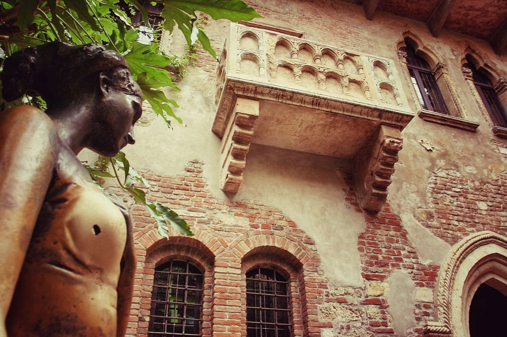 Casa Di Giulietta Juliet S House In Verona Amusing Planet
