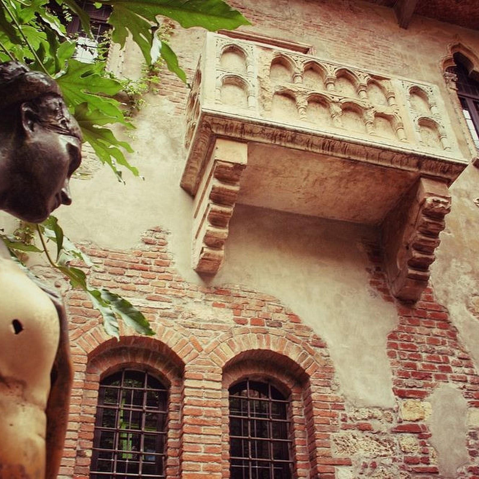 Casa di Giulietta: Juliet's House in Verona
