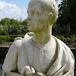 Maison Jean Cocteau : buste