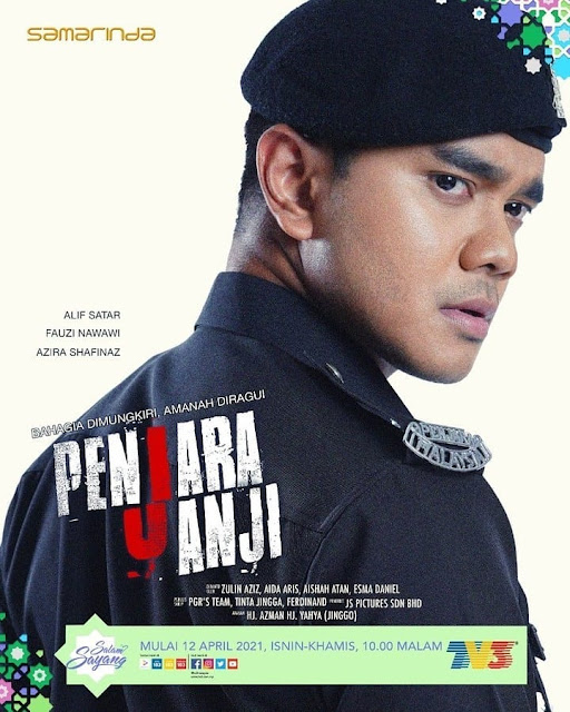 Sinopsis Drama Penjara Janji (TV3 2021)