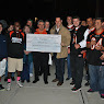 Pawling High School $100,000 Grant Presentation