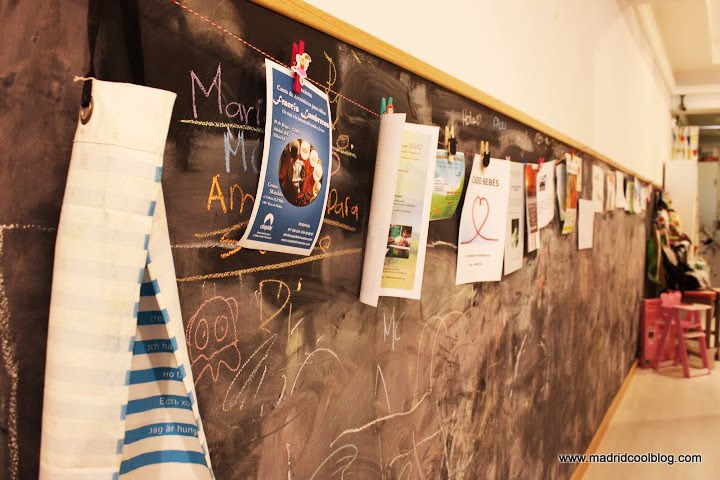 LA COCINITA madrid cool blog predet reformas de diseño interioristas diseñadores talleres alimentación ecológica lactancia